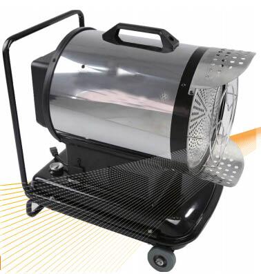 燃气加热器